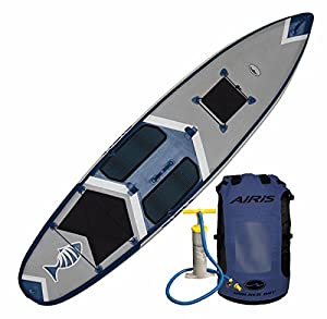 Airis SUV 11 Inflatable Standup Paddle Board by Walker Bay