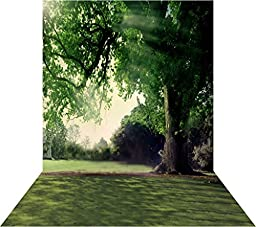 Ouyida Forest landscape 10X15FT(300X450CM) Pictorial cloth Customized photography Backdrop Background studio prop GQ20