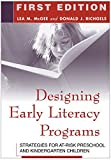 img - for By Lea M. McGee EdD Designing Early Literacy Programs: Strategies for At-Risk Preschool and Kindergarten Children (1st First Edition) [Paperback] book / textbook / text book