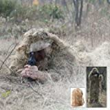 Red Rock Gear Mens Ghillie Suit, Desert Camouflage, X-Large/XX-Large