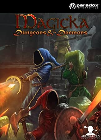 Magicka: Dungeons & Daemons [Download]
