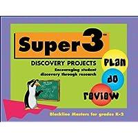 Super3 Discover Blackline Masters