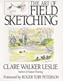 The Art of Field Sketching (0787205796) by Clare Walker Leslie