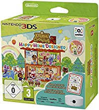 Animal Crossing : Happy Home Designer + Lecteur NFC