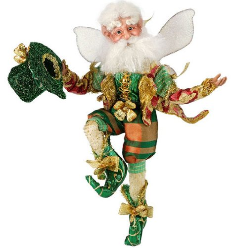 Mark Roberts Collectible Top of the Mornin' Irish Fairy – Small 8″ #51-81806