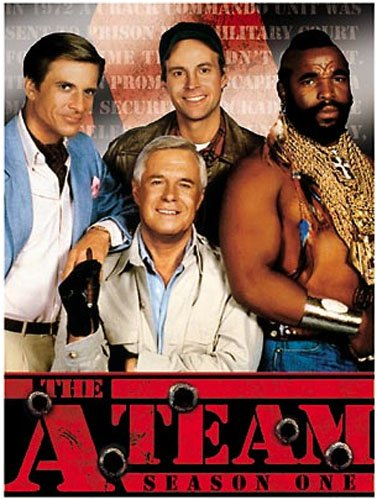 The A-Team, season 1