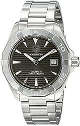 TAG Heuer Men's WAY2113.BA0910 Analog Display Swiss Automatic Silver Watch