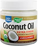 Nature's Way Extra Virgin Organic Coconut Oil, 16-Ounce