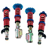 H and R 29925-1 Height Adjustable Coil-Over Bmw E36 4Cil Sedan Plus Coupé 316318 Va30-80 Ha