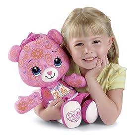 (最低)Fisher-Price 费雪Doodle Bear Rose玫瑰色彩绘涂鸦小熊 可机洗$18.15