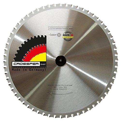 Metall-Kreissgeblatt-305x254-Z60-WWF-Wechselzahn-fr-Dry-Cutter-Kappsgen-JEPSON-Kaltkreissgen-MAKITA-Metall-Handkreissgen-Spezialsgeblatt-fr-Eisen-sowie-nicht-niedrig-legiertem-Stahl-Auch-geeignet-fr-a