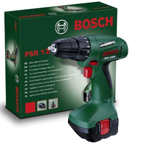 Bosch-Akku-Schrauber-PSR-1200