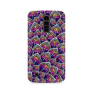 Mobicture Pattern Cross Premium Printed Case For LG K7