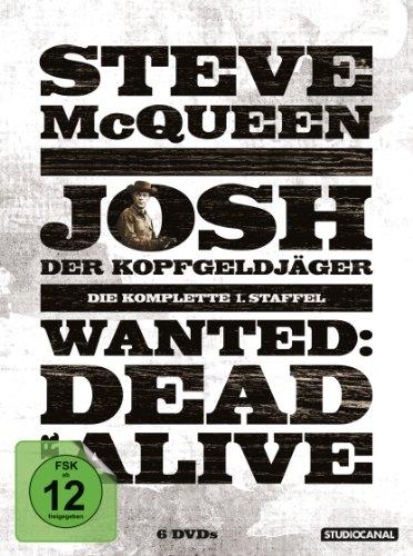 Josh: Der Kopfgeldjäger - Staffel 1 (6 DVDs)