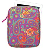 Molly 'n Me Paisley Flower Tablet Case