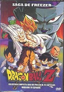 Dragon Ball Z - Saga De Freezer en Espanol [NTSC / Region 1 - Latin American Import]