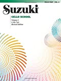 Suzuki Cello School, Vol 2: Cello Part