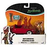 Zootopia Nicks Convertible