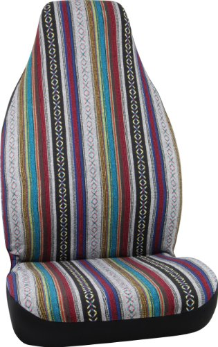 Bell Automotive 22-1-56258-8 Baja Blanket Universal Bucket Seat Cover (Car Seat Covers For Seats compare prices)