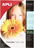 Apli Paper 11475 Papel Fotográfico A4 Everyday 180GR 100H - Best Reviews Guide