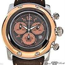 Glam Rock Gr10135 Made in Switzerland Chronograph Date Watch - Miami Collection