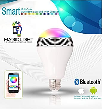 magiclight beats bluetooth color changing led light