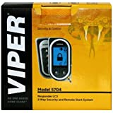 Viper 5704v Remote start alarm with SST 2 Way remote