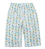 Zutano Unisex-Baby Infant Fishies Pant, Blanco, 24Meses Color: Blanco Tamaño: 24Meses infantil, bebé, niño