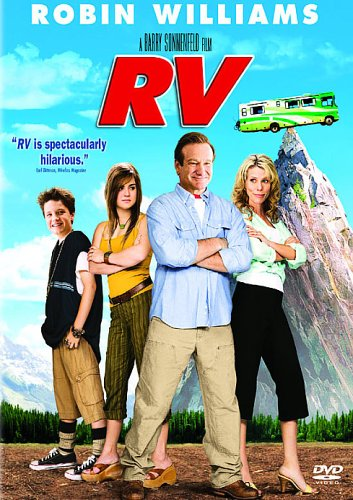 My Son 2006 Full Movie >> RV (Fullscreen DVD) Robin Williams, Josh Hutcherson, Joanna Levesque *Disc Only* 43396148307 | eBay