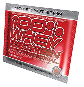 Scitec Nutrition 100% Whey Protein Professional 30g Banana