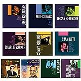 洋楽CD ジャズの巨匠達がおりなす名演奏!ジョン・コルトレーン~モダン・ジャズ・カルテット 10枚組 パソコン・AV機器関連 CD/DVD [並行輸入品]