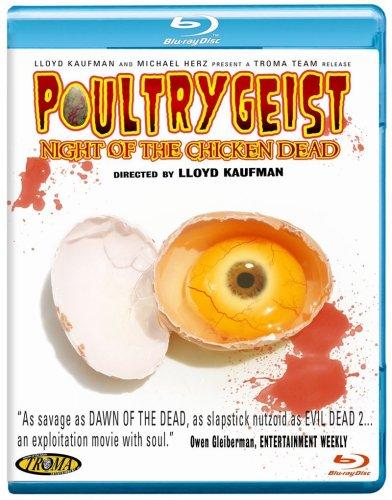Poultrygeist: Night of the Chicken Dead [Blu-ray]