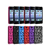 6 Case Combo Pack - Birds Nest - for Apple iPhone 4, 4S (AT&T, Sprint & Verizon)
