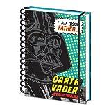 Producto oficial de Star Wars-I AM Your Father Cuaderno Diario De Darth Vader