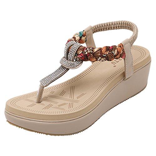 womens-new-bohemia-style-roman-bead-folk-style-round-peep-toe-summer-beach-dunlop-toe-platform-wedge