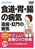 2分で分かる!やさしい医療DVD辞典 【食道・胃・腸/直腸・肛門の病気】