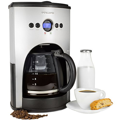 andrew-james-1100-watt-digital-filter-coffee-maker-with-fully-programmable-function-and-reusable-mes