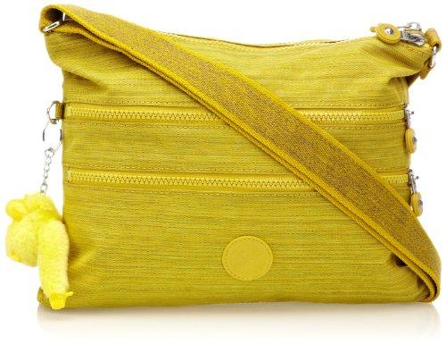 Kipling Women's Alvar Shoulder Bag K13335B19 Dazzling Yellow
