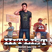On the Hit List Audiobook by Timothy Dalton Narrated by Jeff Hays
