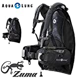 Aqua Lung ダイビング BC BC Zuma(ズーマ) (20105059) ML-L BK