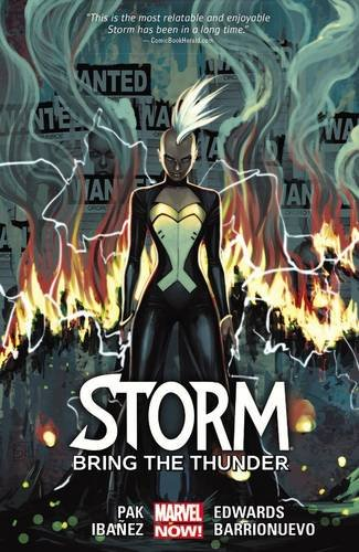 Storm Vol. 2: Bring the Thunder (Marvel Now!: Storm) (Comic Books Marvel Storm 1 compare prices)