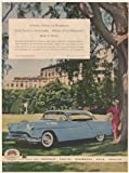 1954 Oldsmobile Super 88 Holiday GM Body by Fisher Westchester Print Ad (Memorabilia) (55046)
