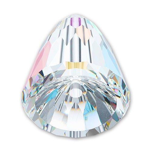 Dome Swarovski 5541 mm. 15 Crystal AB x1