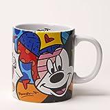 Disney by International Artist Romero Britto for Enesco Mickey Mouse Mug 4.25 IN