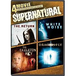 4-Movie Midnight Marathon Pack: Supernatural