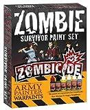 Army Painter Zombicide Survivor Paint Set by Army Painter