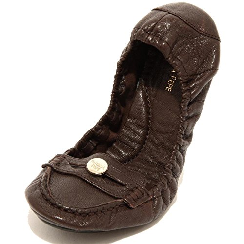 96651 ballerina da borsetta PATRIZIA PEPE PELLE scarpa donna bag shoes women [36]