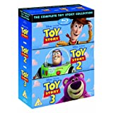 Toy Story 1-3 Box Set [Blu-ray] by