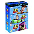 Toy Story Complete Collection Blu-Ray Boxset Region Free