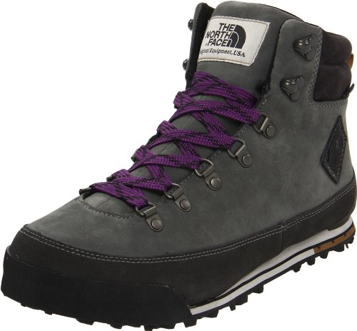 The North Face Back-To-Berkeley Nubuck Men's Lace-up Boots (7.5, Grey)